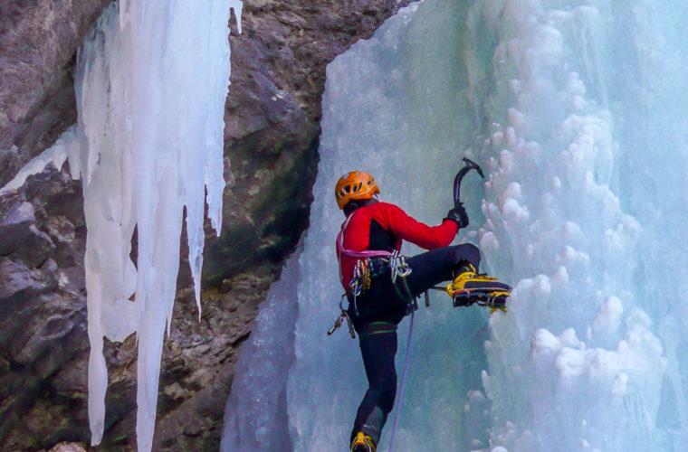 Eisklettern - arrampicata su ghiaccio - ice climbing-2
