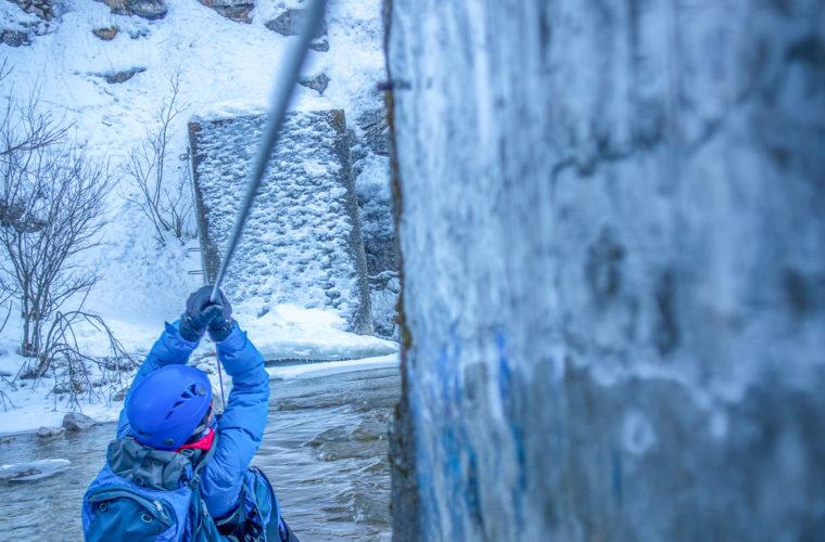 Eisklettern - arrampicata su ghiaccio - ice climbing-30