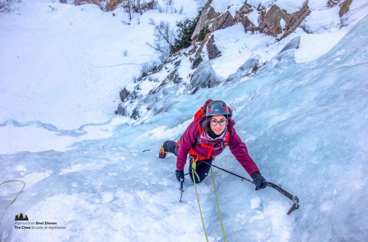Eisklettern - arrampicata su ghiaccio - ice climbing-32