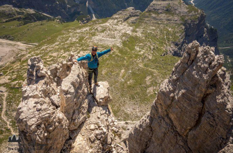 Kleine Zinne Nordwand Innerkofler Cima Piccola (3)