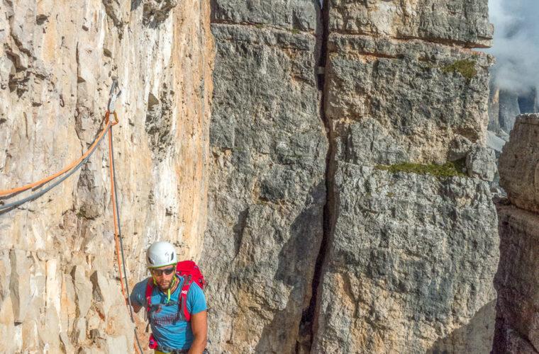 Klettern Cinque Torri arrampicare-15