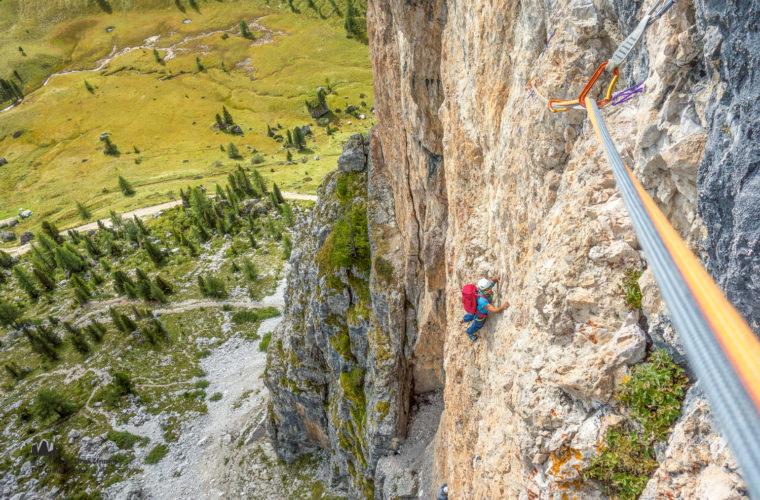 Klettern Cinque Torri arrampicare-18