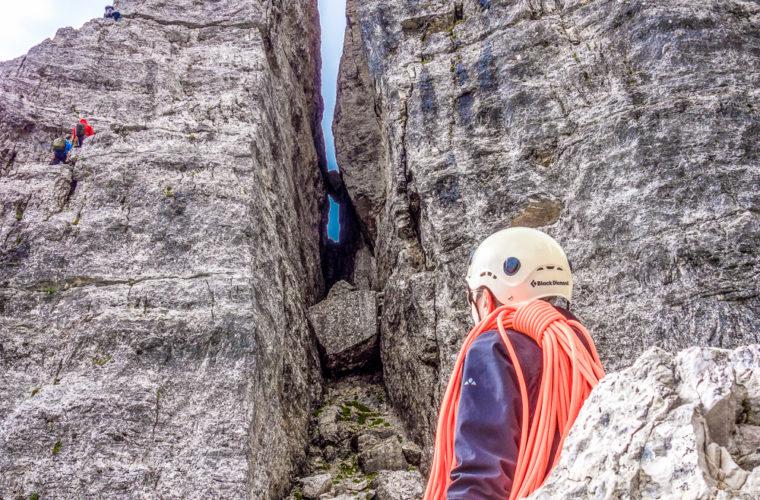 Klettern Cinque Torri arrampicare-2
