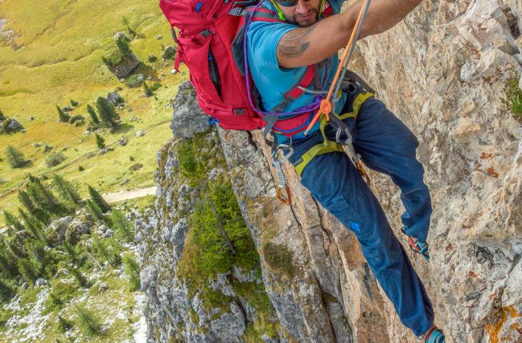 Klettern Cinque Torri arrampicare-21