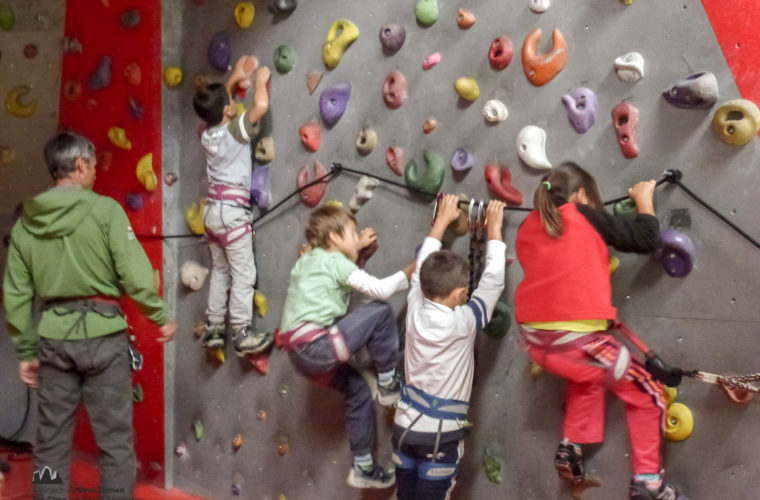 Klettern Kinder, climbing kids, arrampicata bambini-1