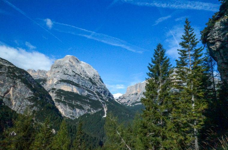 Klettersteig Col Rosa via ferrata-1