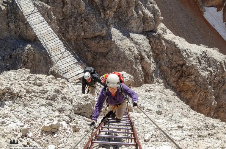 Klettersteig Dibona via ferrata-3