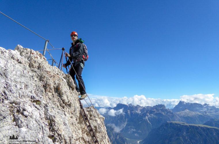 Klettersteig Dibona via ferrata-6