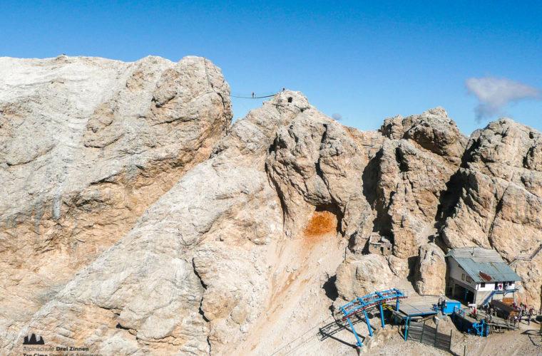 Klettersteig Marino Bianchi via ferrata-1