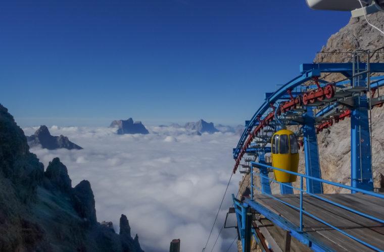 Klettersteig Marino Bianchi via ferrata-7