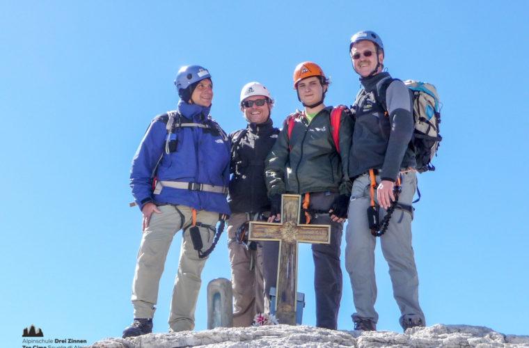 Klettersteig Marino Bianchi via ferrata-9