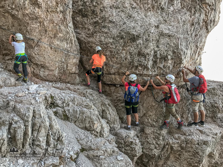 Klettersteig Drei Zinnen : Klettersteig paternkofel via ferrata monte paterno 17