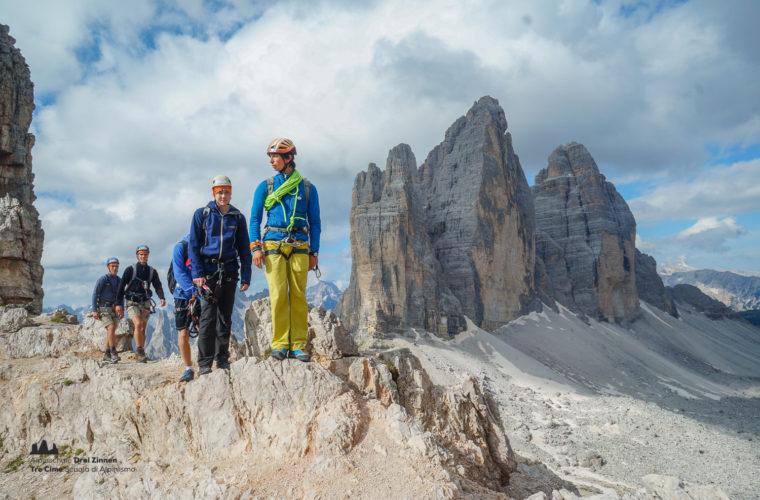 Klettersteig Paternkofel - via ferrata Monte Paterno-6