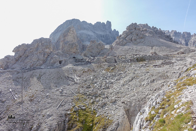 Klettersteig Drei Zinnen : Klettersteig rotwandspitze via ferrata croda rossa 2 alpinschule