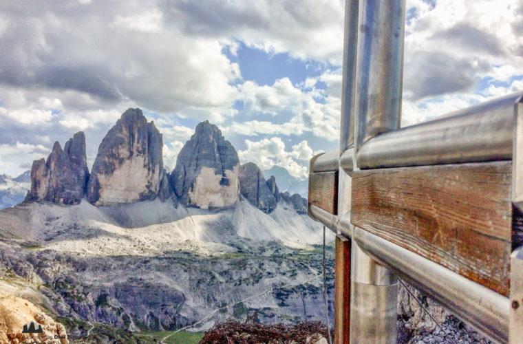 Klettersteig Toblinger Knoten - via ferrata Torre di Toblin-7