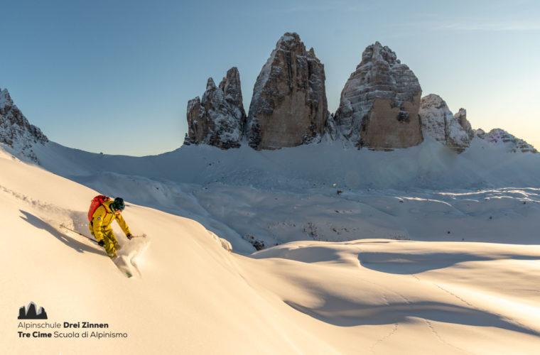 Skitour Sexten - sci alpinismo Sesto 2020 - Alpinschule Sexten (2)