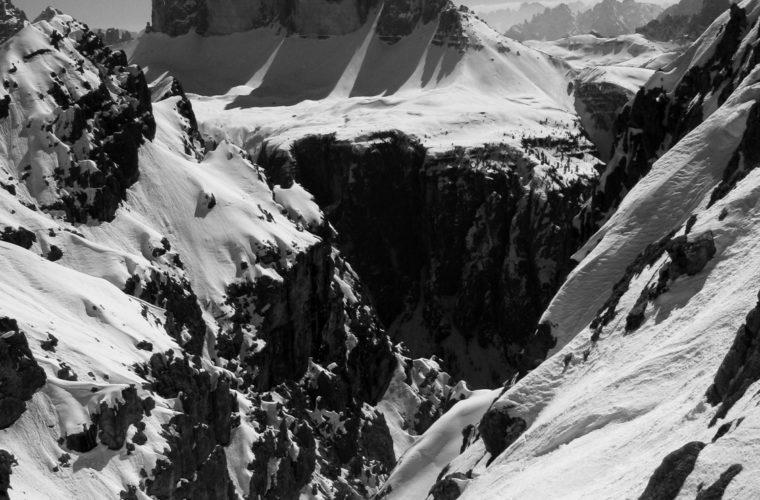 Skitour - sci d'alpinismo Drei Zinnen Tre Cime-12