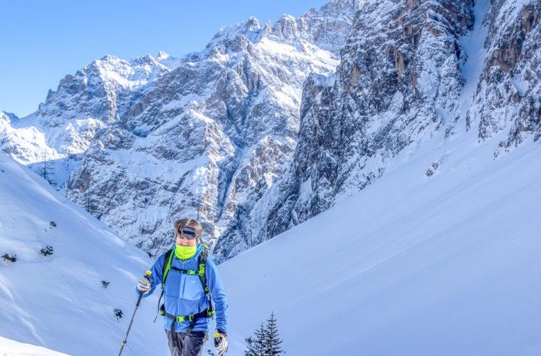 Skitour - sci d'alpinismo Drei Zinnen Tre Cime-26