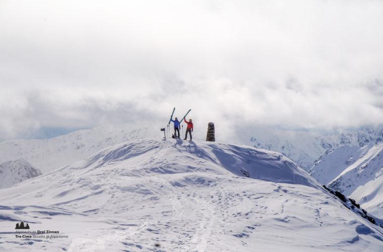Skitour - sci d'alpinismo Hochpustertal-11
