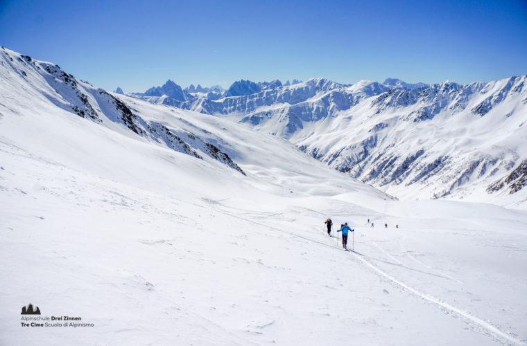Skitour - sci d'alpinismo Hochpustertal-12