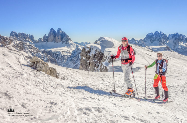Skitour - sci d'alpinismo Hochpustertal-15