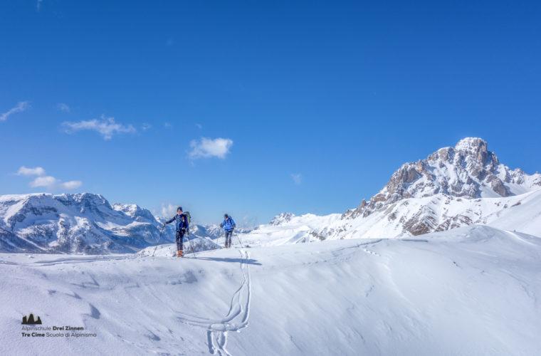 Skitour - sci d'alpinismo Hochpustertal-18
