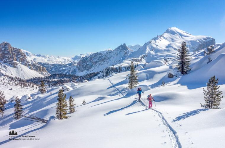 Skitour - sci d'alpinismo Hochpustertal-25