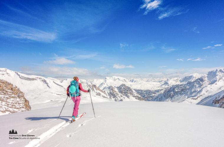 Skitour - sci d'alpinismo Hochpustertal-30