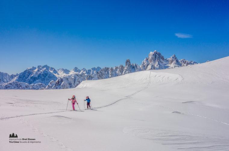 Skitour - sci d'alpinismo Hochpustertal-34