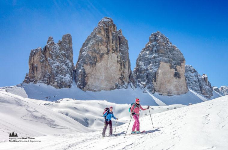 Skitour - sci d'alpinismo Hochpustertal-36