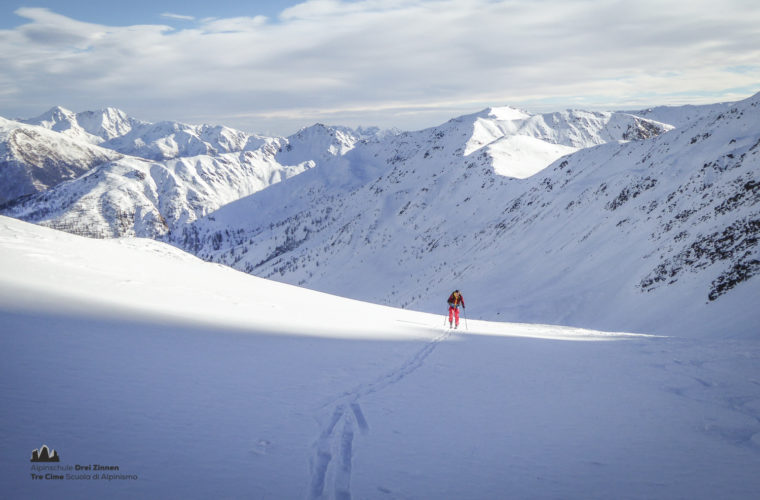 Skitour - sci d'alpinismo Hochpustertal-5