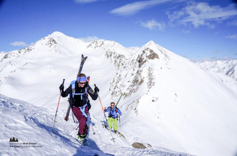 Skitour - sci d'alpinismo Hochpustertal-9