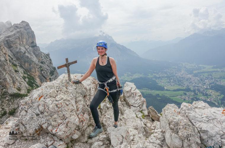 via ferrata Fiames-Strobl Klettersteig Alpinschule Drei Zinnen-12