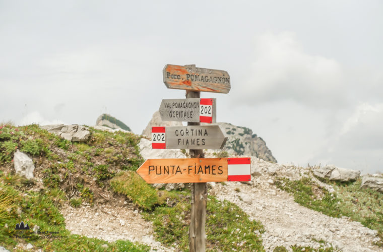 via ferrata Fiames-Strobl Klettersteig Alpinschule Drei Zinnen-14