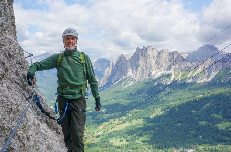 via ferrata sci club 18 Klettersteig Alpinschule Drei Zinnen (19)