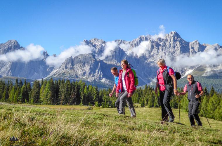 Wandern - camminate - hiking Alpinschule Drei Zinnen Tre Cime-4