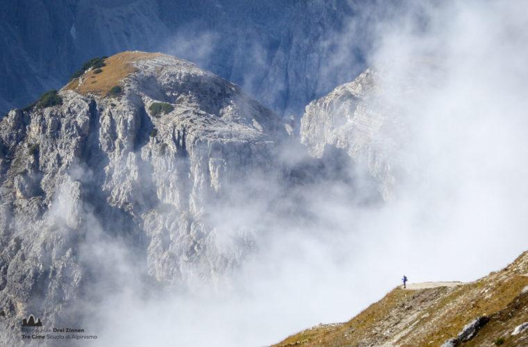 Wandern - camminate - hiking Alpinschule Drei Zinnen Tre Cime-5