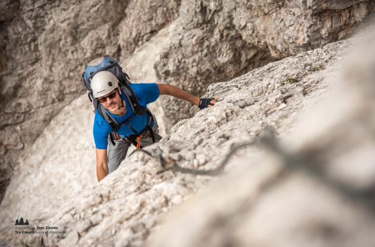 Klettersteig Tomaselli via ferrata-1