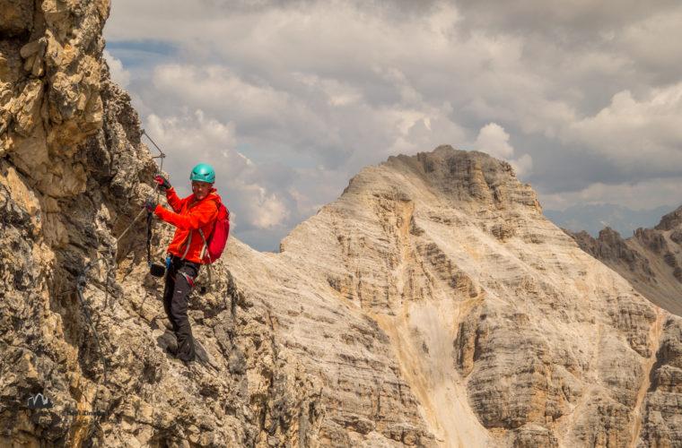 Klettersteig Tomaselli via ferrata-10