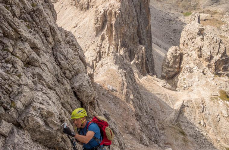 Klettersteig Tomaselli via ferrata-2