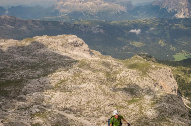 Klettersteig Tomaselli via ferrata-4