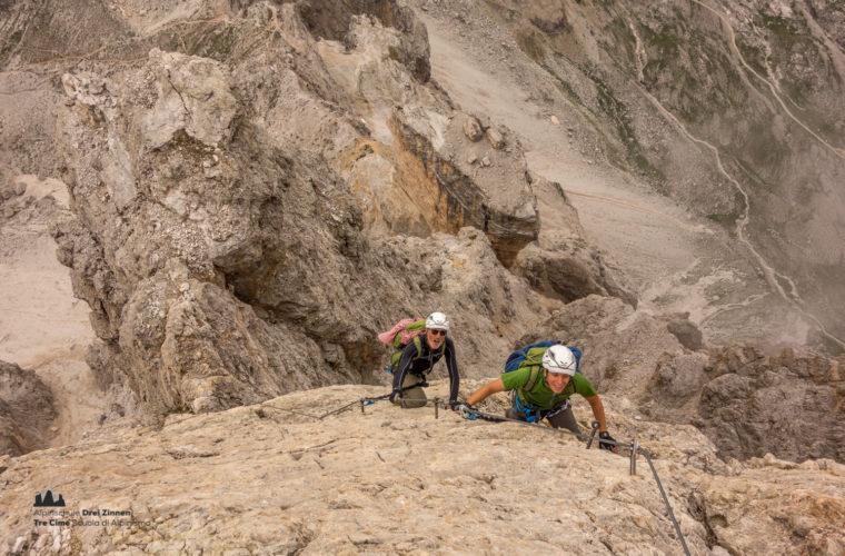 Klettersteig Tomaselli via ferrata-8