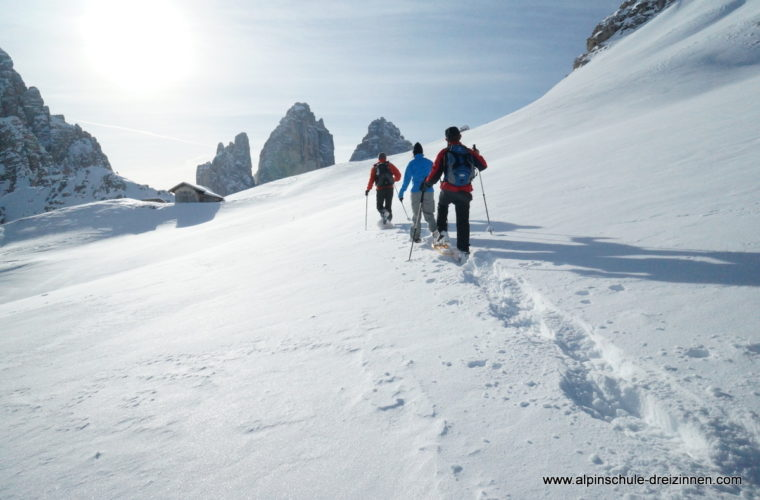Schneeschuhwanderung - Ciaspolata - snowshoehiking (27)