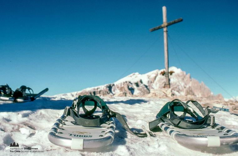 Schneeschuhwanderung - Ciaspolata - snowshow hiking-1