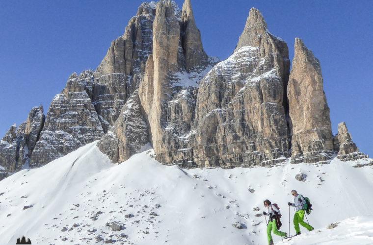 Schneeschuhwanderung - Ciaspolata - snowshow hiking-23