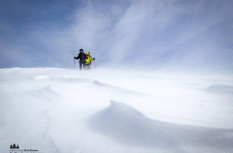 Schneeschuhwanderung - Ciaspolata - snowshow hiking-24