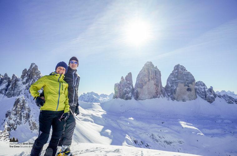 Skitour - sci d'alpinismo Sextnerstein Sasso di Sesto-1