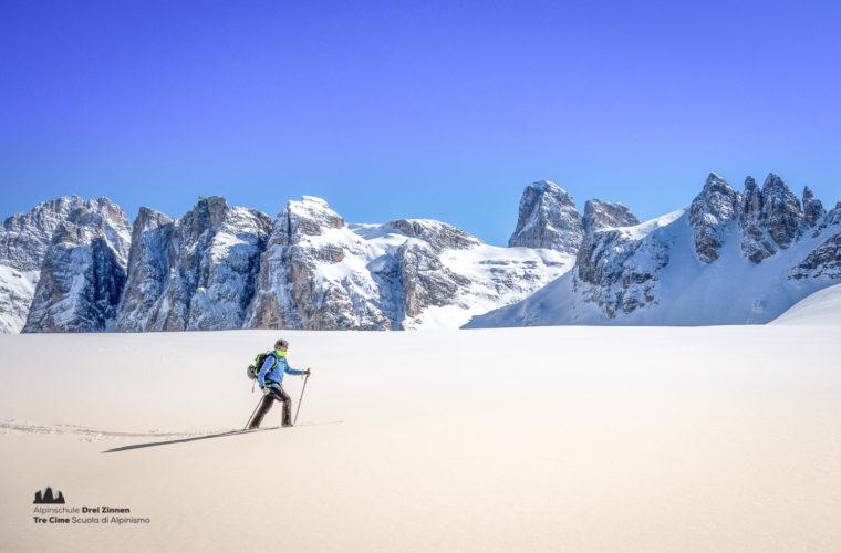 Skitour - sci d'alpinismo Sextnerstein Sasso di Sesto-10