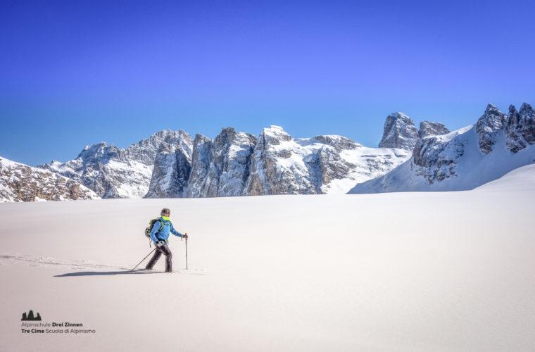 Skitour - sci d'alpinismo Sextnerstein Sasso di Sesto-11