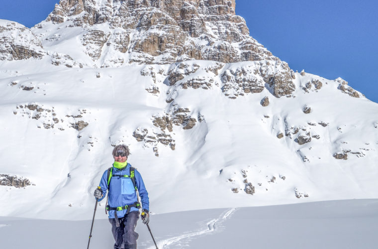 Skitour - sci d'alpinismo Sextnerstein Sasso di Sesto-12